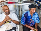 Hugh Borde's Pan Old-Timers Get Together, Belmont Trinidad, 2014