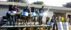 Adlib Steel Orchestra at Harbor Isle Beach, Harbor Isle, Island Park, Town of Hempstead  NY, July 6th, 2014