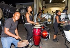 Adlib Steel Orchestra Rehearsing for Junior Panfest August 26, 2016