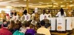 Adlib Steel Orchestra at East Meadow Library April 8, 2017