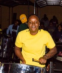 Adlib Steel Orchestra rehearsing on the last evening before Panorama, September 1st, 2017