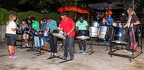 Adlib Steel Orchestra Rehearsing for Junior Panfest August 24, 2018